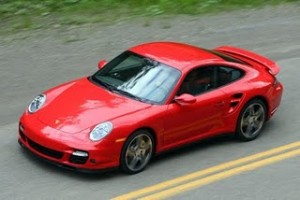 Porsche Driving Thrills