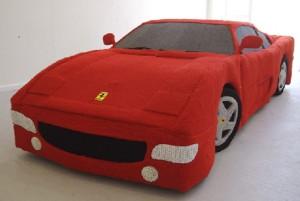 Red Ferrari Pick