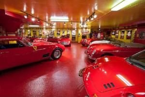 Red Car Garage Chicago